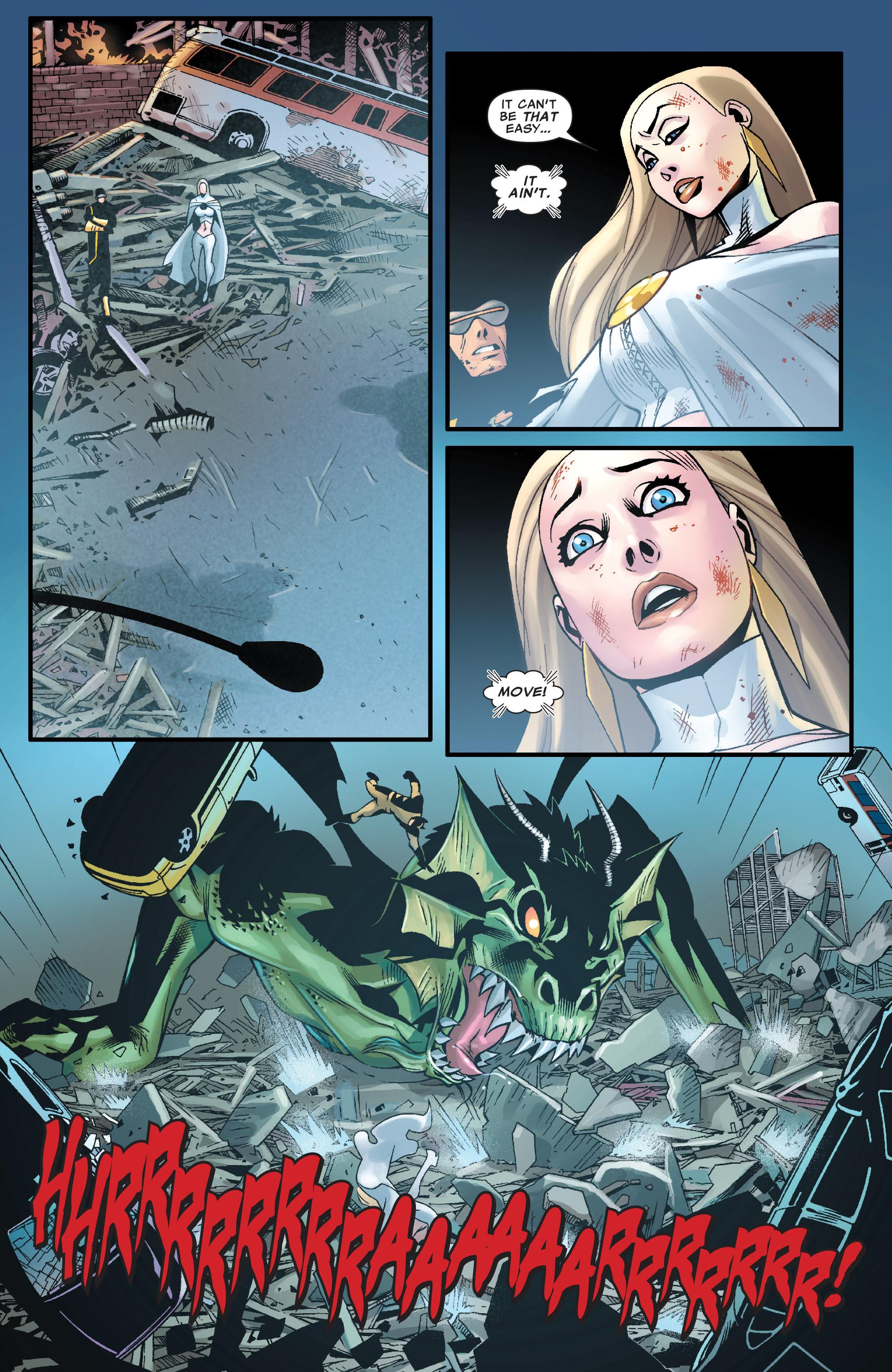 Read online Astonishing X-Men (2004) comic -  Issue #37 - 11