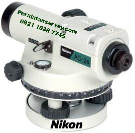 Tempat Penjualan Waterpass ac2s Nikon Di Jakarta dan Tangerang