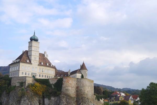 autriche wachau donau danube croisière schloss schönbühel château