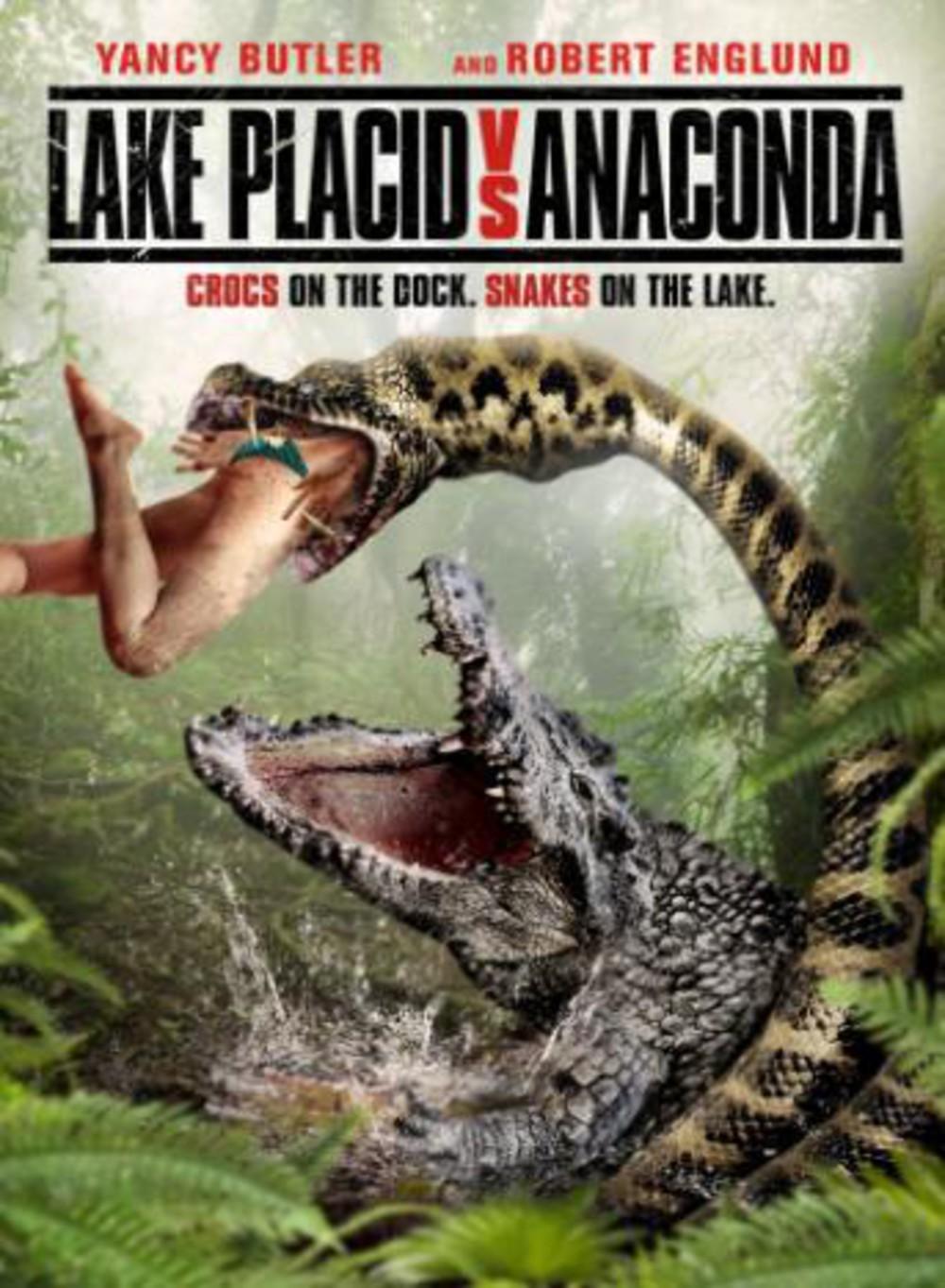 Anaconda Vs Lake Placid Full Movie trashdrome: 127 lake placid vs anaconda