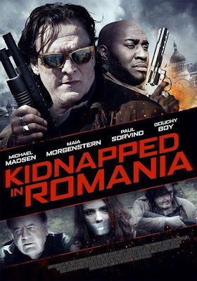 Kidnapped In Romania 2016 Custom HDRip Spanish