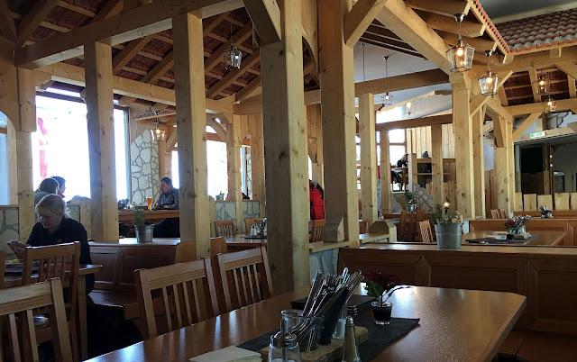 zugspitze, gipfelalm restaurant