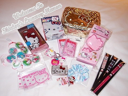 hello kitty shopping japan