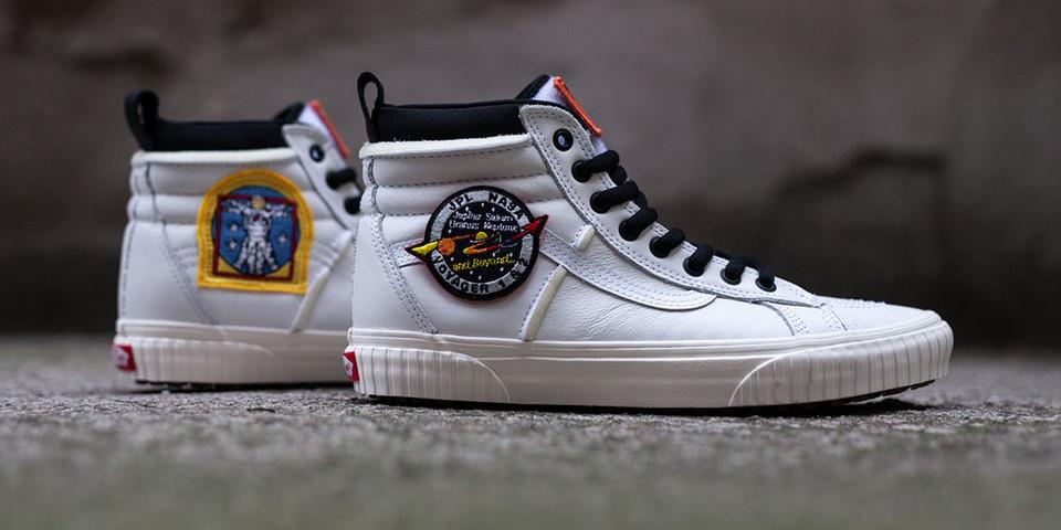 La odisea espacial de Vans High on Fashion