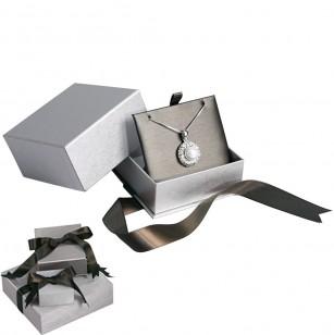 Elegant Bowtie Pendant/Earring Boxes