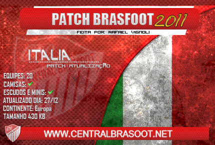 E REGISTRADO 2013 GRATIS GRATUITO BRASFOOT DOWNLOAD