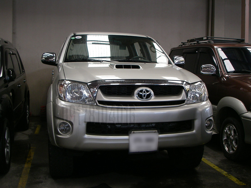 cars for sale in the philippines 2009 toyota hilux 4x4 excellent condition. Black Bedroom Furniture Sets. Home Design Ideas