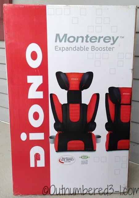 Monterey Booster Seat