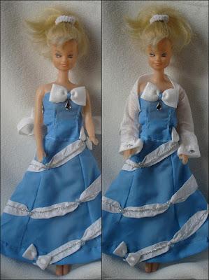 Ubranka dla Barbie i Kena DIY