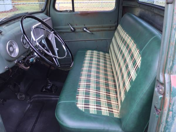 1951 Ford F1 Truck Auto Restorationice