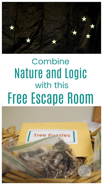 Free Escape Room for Homeschool Groups