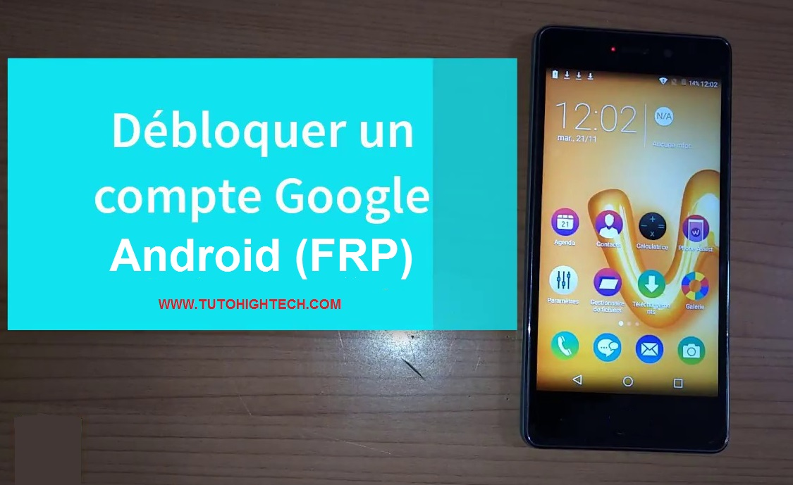 comment d bloquer un compte google frp sur android tuto high tech. Black Bedroom Furniture Sets. Home Design Ideas