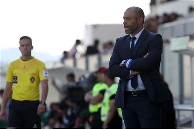 Nuno Espírito Santo rescindiu contrato com o F.C. Porto