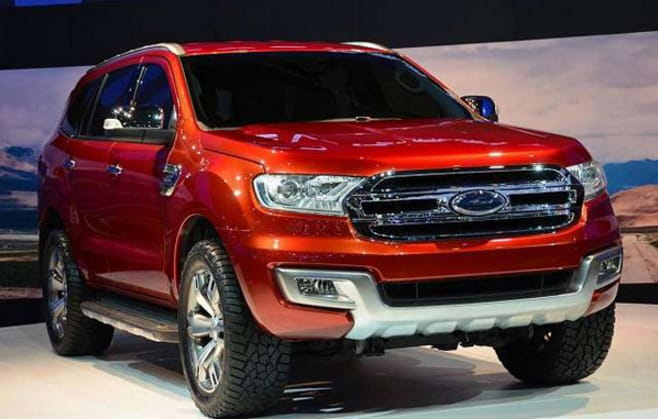 Ford Everest 2018 Release Date