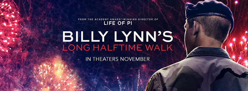 Sinopsis / Alur Cerita Billy Lynn's Long Halftime Walk (2016)