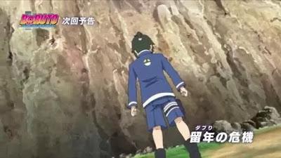 Bocoran Resmi Episode 16 Boruto : Naruto Next Generations.
