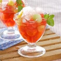 Es Cocktail Buah Segar