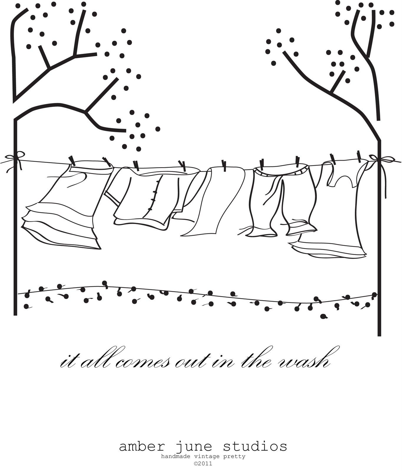 Amber June Studios: Embroidery