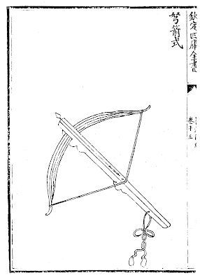 Ming Chinese Crossbow