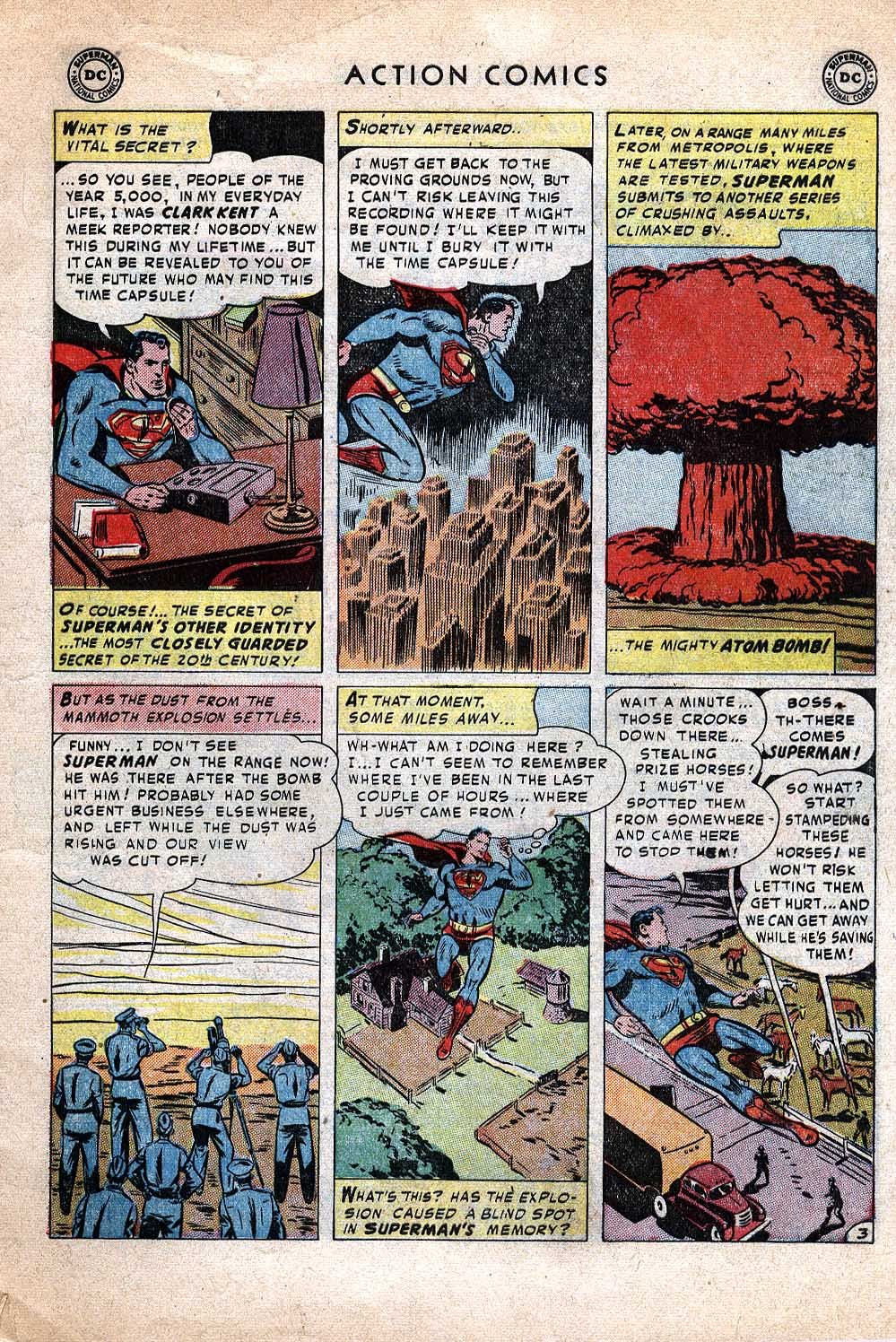 Action Comics (1938) 171 Page 3