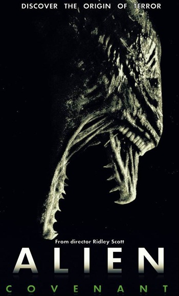 Alien Covenant 2017 English 480p HDCAM 350mb