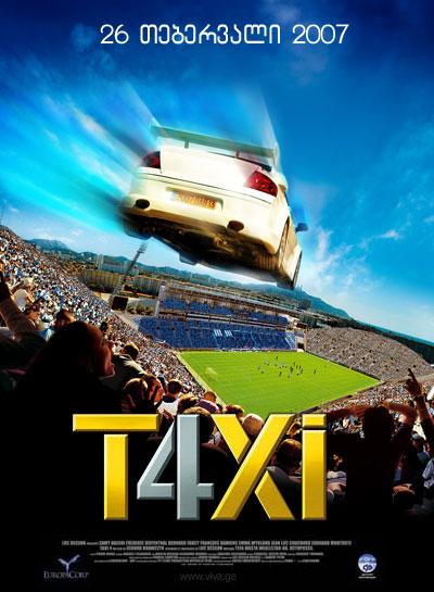 Taxi Film 4