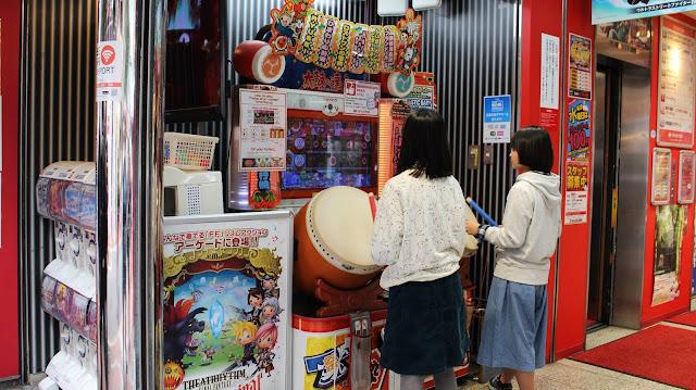 Game center - Taiko