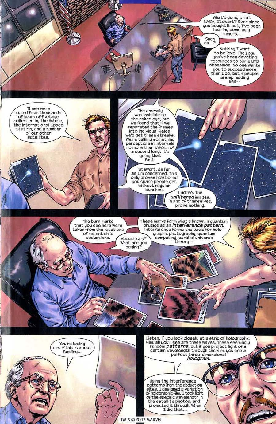 Read online Silver Surfer (2003) comic -  Issue #5 - 19