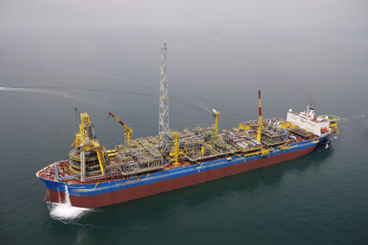 SBM OFFSHORE SIGNS LOI WITH ENI FOR NEW LEASE CONTRACT FOR