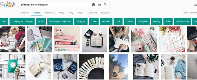 książka, wizualizacja czytania,  influencerzy, Instagram, komunikacja społeczności książek,