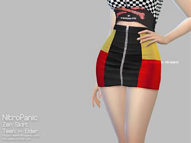 Zen Skirt