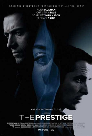 The Prestige 2006 Dual Audio Hindi 450MB BluRay 480p