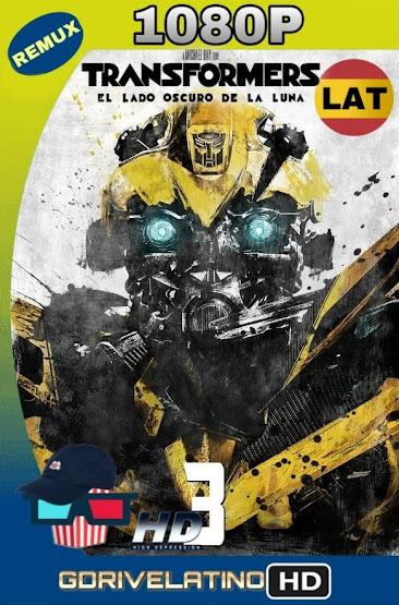 Transformers: El Lado Oscuro De La Luna (2011) BDRemux 1080p Latino-Ingles MKV