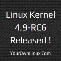 linux-kernel-4-9-rc6