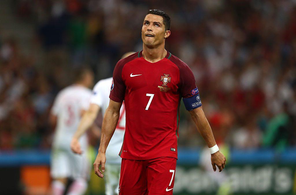 Manajer Serbia: Portugal Mujur Cuma Kehilangan Ronaldo