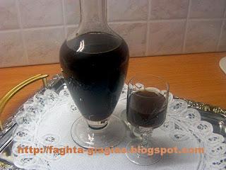 Λικέρ εσπρέσσο (espresso) - από «Τα φαγητά της γιαγιάς»