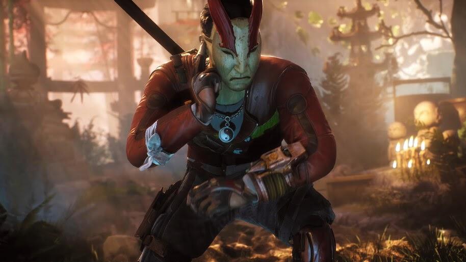 Shadow Warrior 3, Game, 4K, #3.2325