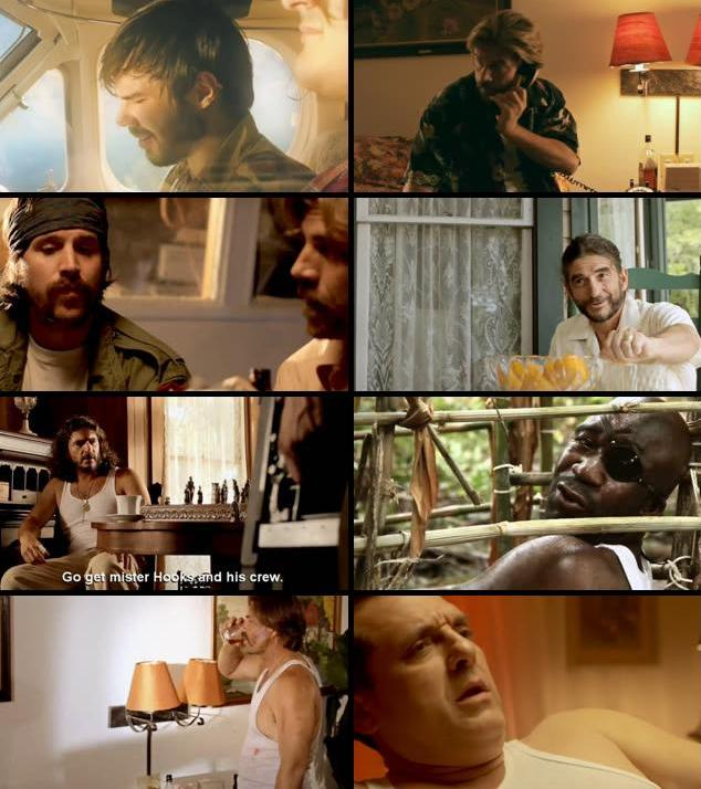 The Colombian Connection 2011 Dual Audio Hindi 720p BluRay