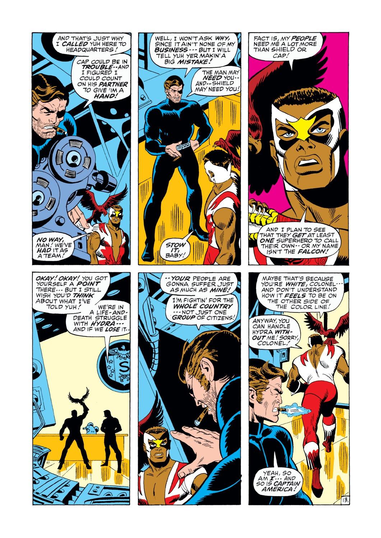 Captain America (1968) Issue #146 #60 - English 14