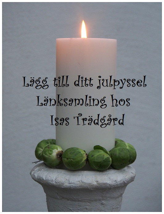 Tips på julpyssel