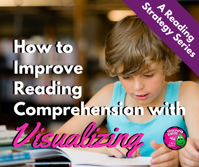 Learn about 5 different strategies to effectively teach visualization to students in order to improve improve their reading comprehension.