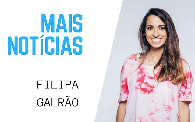 ENTREVISTA: Filipa Galrão