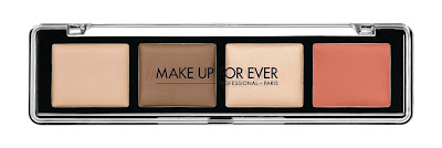 PRO SCULPTING PALETTE PALETTE  MAKE UP FOR EVER