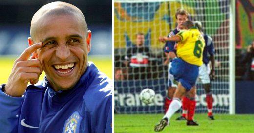 Roberto Carlos y el mejor gol de tiro libre de la historia