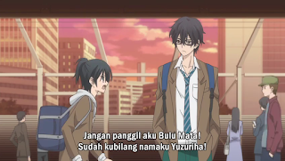 DOWNLOAD Fukumenkei Noise Episode 3 Subtitle Indonesia