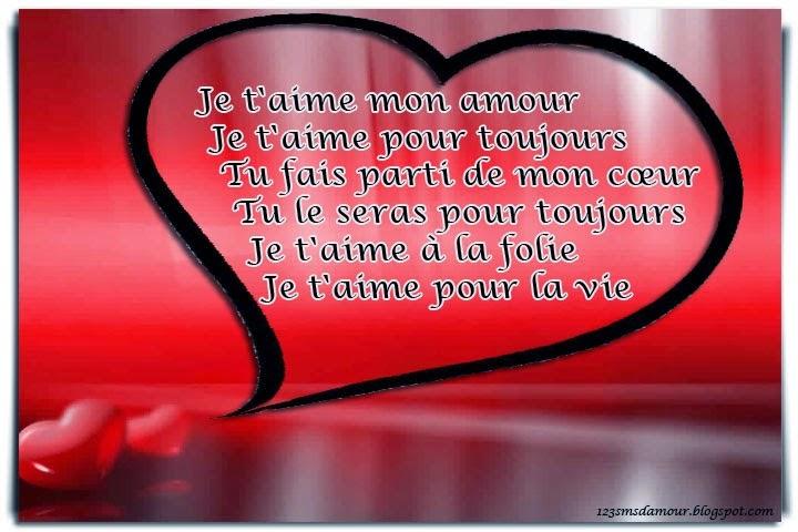 rencontre d amour poeme)