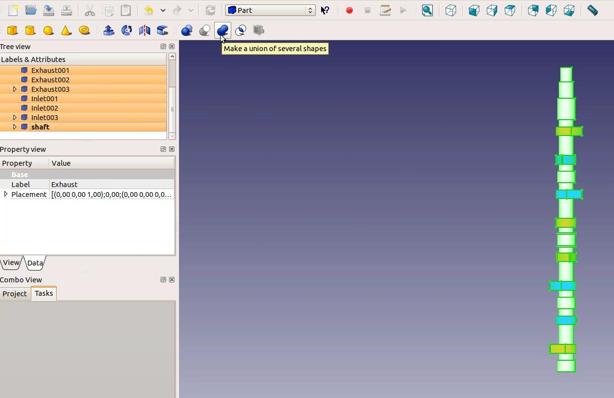 FreeCAD tutorial: September 2011