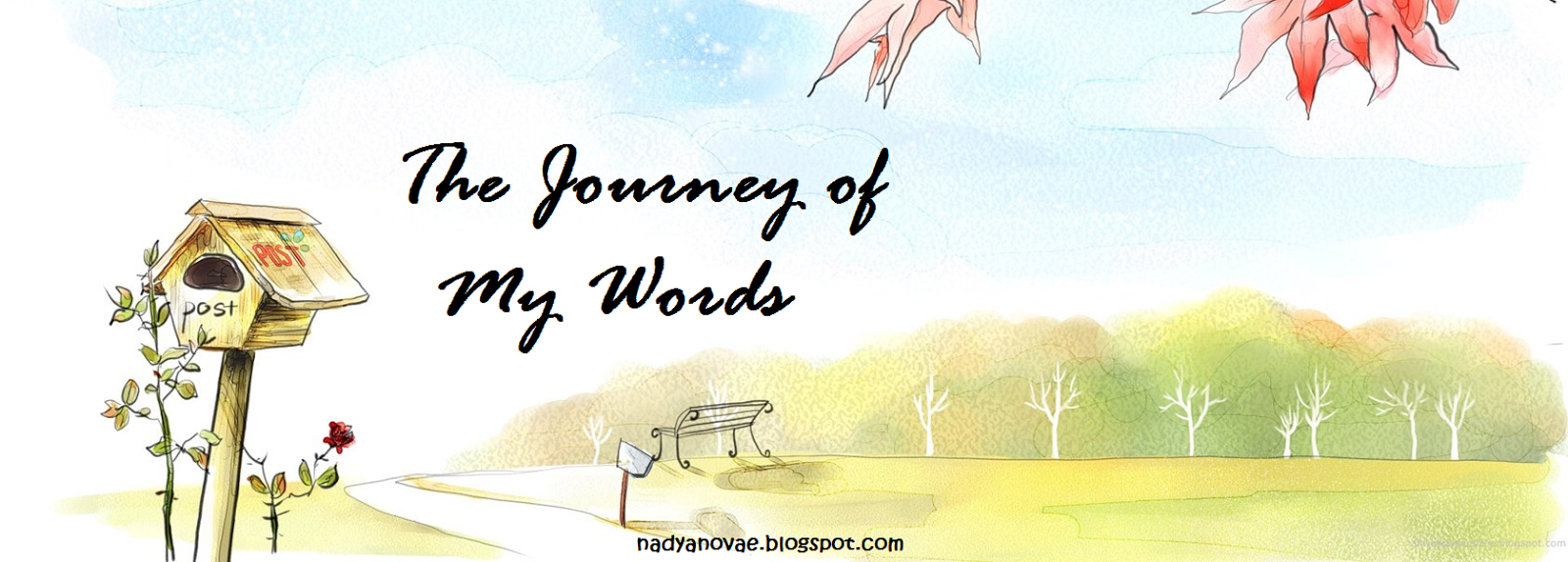 The Journey of My Words