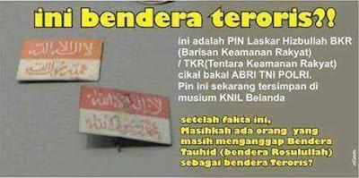 Sejarah Bendera Merah Putih Perjuangan BKR Cikal bakal TNI