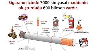 Sigarayı bırakabilirsiniz